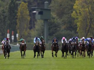 The Prix Ganay will be run at Saint-Cloud rather than Longchamp this season
